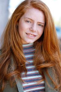Shannon Headshot Acting