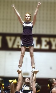 Shannon Cheerleading